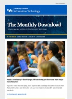 School of Law e-newsletter