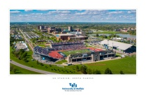 Poster option 10: UB Stadium