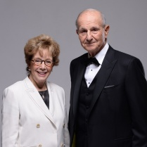 Margaret and Jeremy Jacobs.