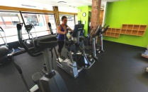 View Our Fitness Centers.
