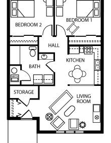 Creekside Village Apartments Campus Living University At Buffalo