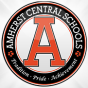 Amherst Central School Logo.