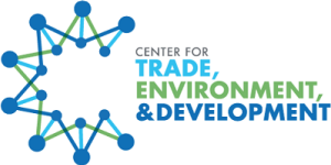 Logo for the Center for Trade, Environment and Development.