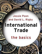 Cover for International Trade: the Basics.