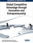 Cover for Handbook of Research on Global Competitive Advantage through Innovation and Entrepreneurship.