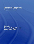 Cover for Economic Geography: Past, Present and Future.
