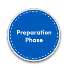 preparation phase icon.