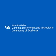 UB Genome Environment and Microbiome Community of Excellence.