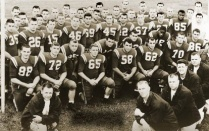 1958 Lambert Cup Team Football Scholarship.