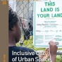 Inclusive Use of Urban Space Cover Photo