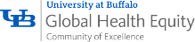 Global Health Equity logo.