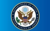 US Department of State Logo.