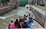 NSTI visiting the Erie Canal Locks