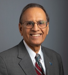 President Satish K. Tripathi Portrait.