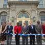 Hayes Hall Reopening.