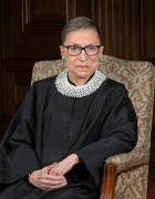 Associate Justice of the U.S. Supreme Court Ruth Bader Ginsburg.