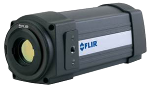 thermal imaging camera.