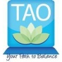 tao logo with caption: your path to balance
