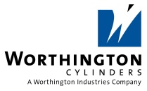 Worthington Cylinders logo.