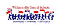 Williamsville Central School District logo.