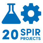 20 SPIR Projects.