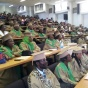 The first graduation of Zimbabwe traditional healers attending a certificate program graduation.