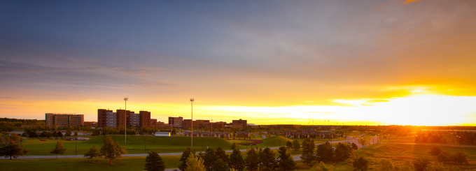 Sunrise at UB