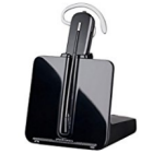 Plantronics CS-540 Convertible Wireless Headset.