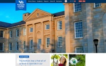 University Communications maintains UB's homepage.